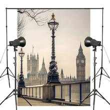 150x220cm Exquisite UK Big Ben Photography Background Westminster Abbey Backdrop Studio Props Wall London Architecture