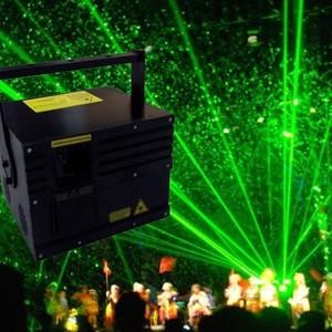 3W Laser Light Laserwave Green