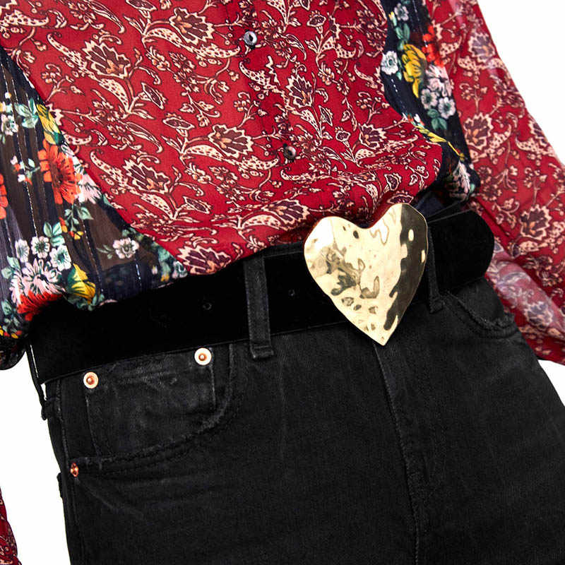 Fashion Love Geometric Belly Chains For Women Body Jewelry Geometric Wedding Waist Chain Za Accessories Chain Belt 2019