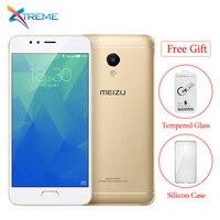 Original Meizu M5S 4G LTE MTK6753 Octa Core 3GB RAM 16GB ROM 5.2