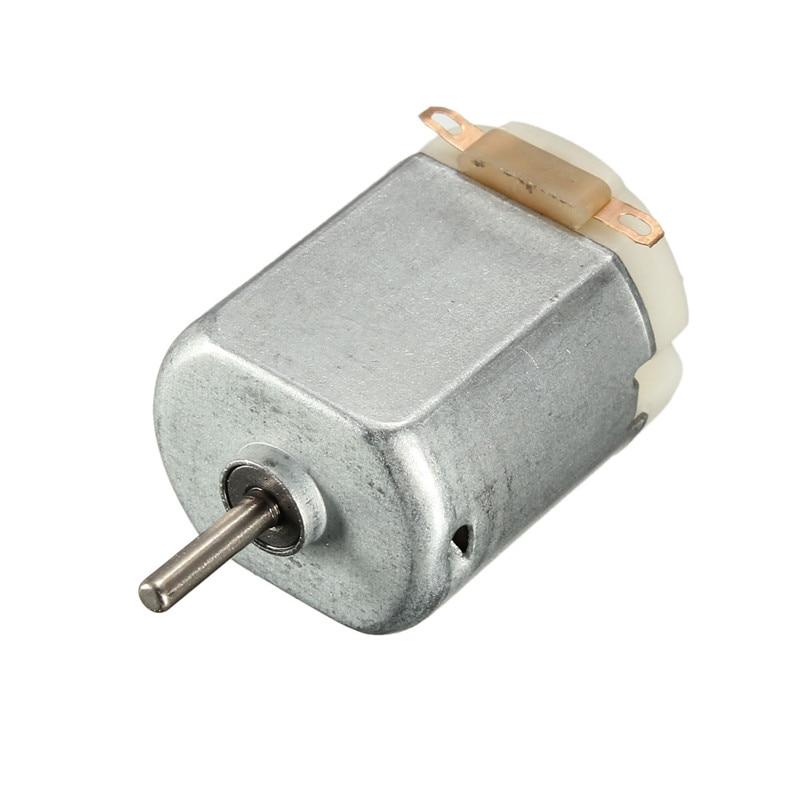 DIY Brand 5 pcs DC 3V Mini Motor for Remote Control Toy Car Robot Popular