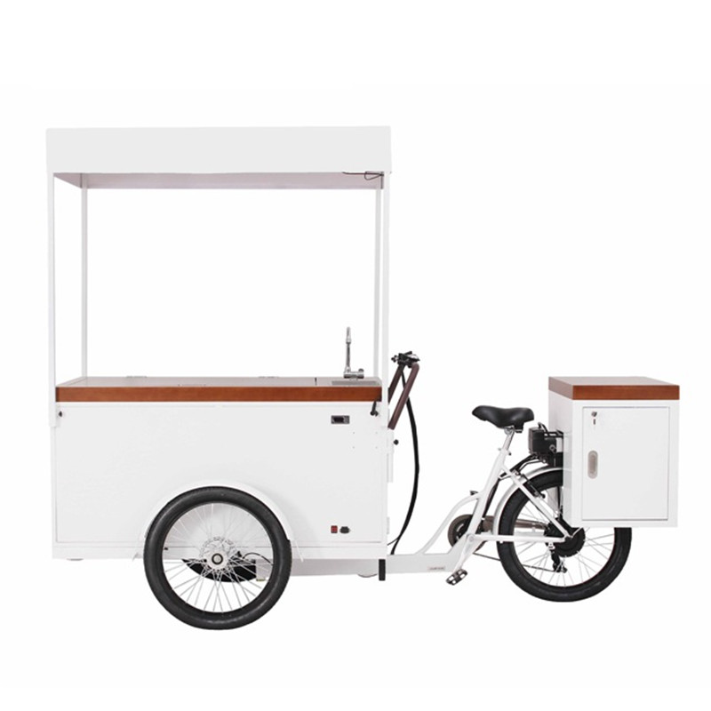 Street outdoor solar electric&pedal freezer bike with battery|Food Processors| |  - title=