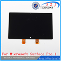 New 10.6'' inch For Microsoft Surface Pro 1 Pro1 Touch Digitizer LCD Display + Touch Screen Display Assembly Free shipping