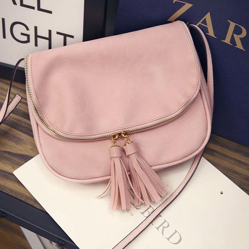 Fashion Women PU Leather Satchel Handbag Shoulder Tote Messenger Crossbody Bags FA$B Women bag