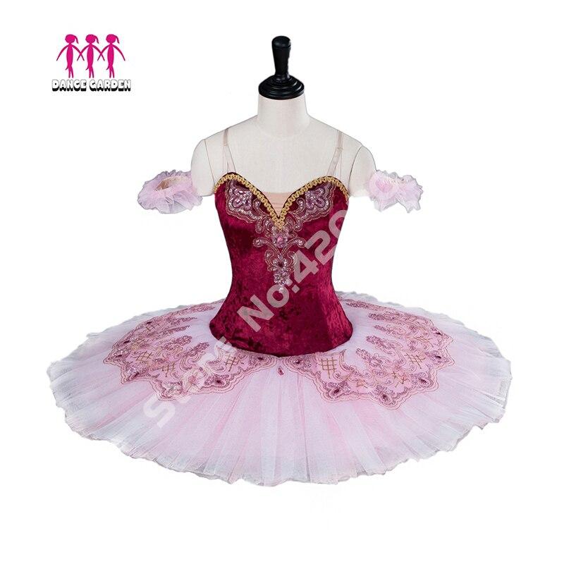 Adult Professional Ballet Tutu Pink Performance Tutus ...