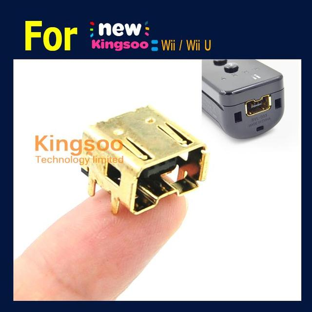 US $5 6 |Metal Slot for Wii Remote Controller Connect Port for Nunchuck  Replacement on Aliexpress com | Alibaba Group