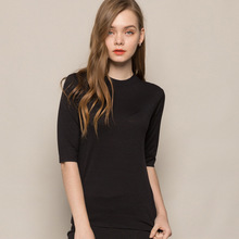 Women Wool Sweater Full Pullovers O-neck Sweet Cashmere Sweater Comfortable Soft Female Sweaters 7071
