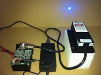 50mw 473nm blue laser module blue laser diode