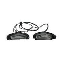 1 Set License Plate Light Lamps For Mazda 3 Sedan 2008 2010