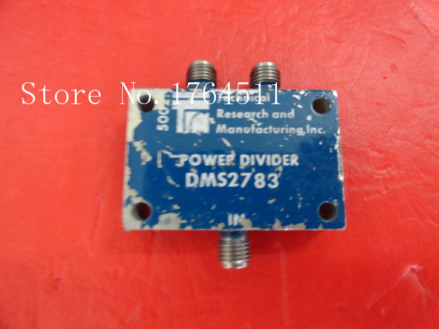 [BELLA] A Two TRM Power Divider DMS2783 SMA