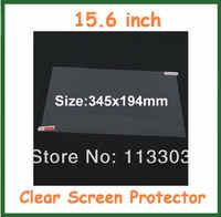 50ピースユニバーサルウルトラクリア液晶スクリーンプロテクター15.6インチ保護フィルム用液晶ノートpcノートpcなしリテールパッケージ