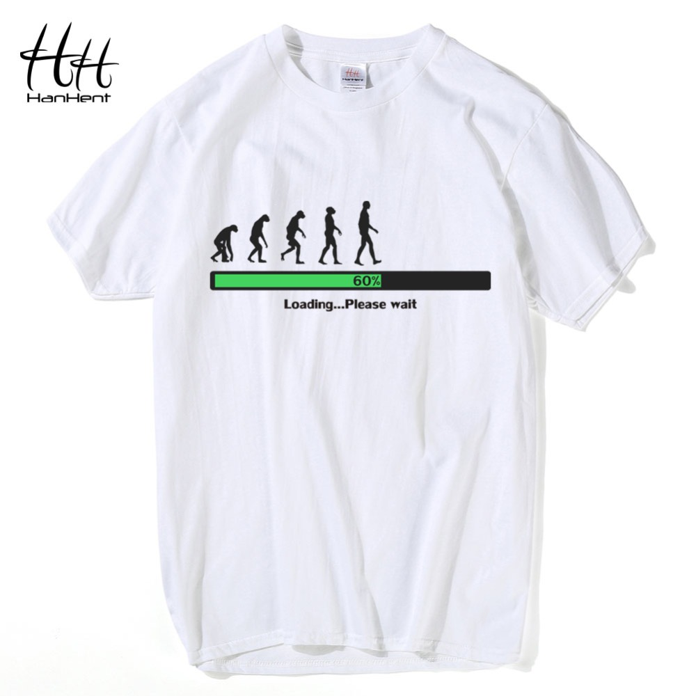 HanHent Big Bang Theory მაისურები - კაცის ტანსაცმელი - ფოტო 3