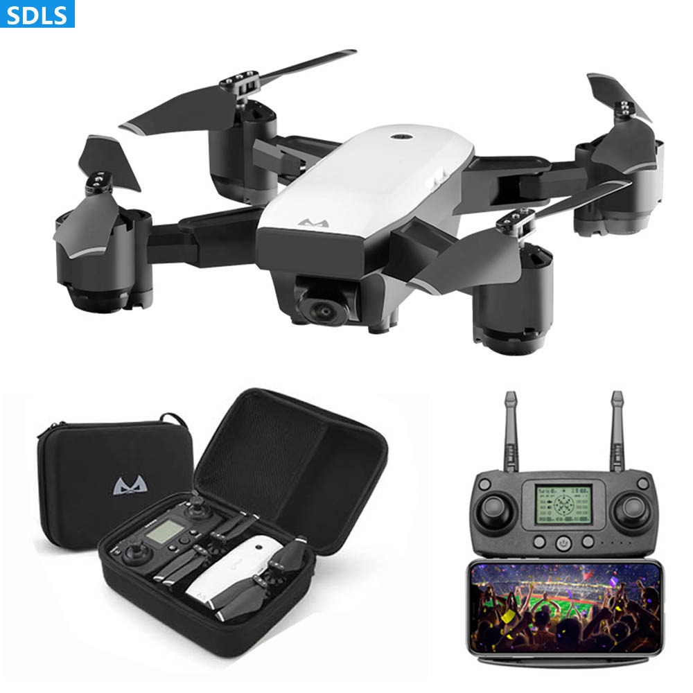 Foldable GPS RC Drone Quadcopter 5G 1080P WIFI FPV Camera GPS Altitude Hovering Follow Me Auto Return Fixed Point Flying