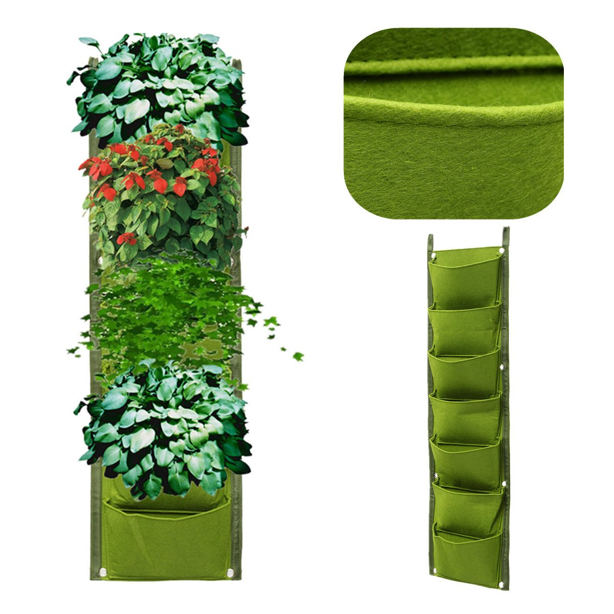 Personable Online Get Cheap Vertical Garden Planter Aliexpresscom  Alibaba  With Glamorous Green Grow Bag Wall Hanging Planting Bags Garden Bag  Pockets Planter Vertical  Garden Vegetable Living Home Supplies With Appealing Brown Rattan Effect Garden Furniture Also Robert Dyas Garden Furniture In Addition Miro Garden And Gardening Signs As Well As What Color Is A Garden Snake Additionally Garden Centres Near Blackburn From Aliexpresscom With   Glamorous Online Get Cheap Vertical Garden Planter Aliexpresscom  Alibaba  With Appealing Green Grow Bag Wall Hanging Planting Bags Garden Bag  Pockets Planter Vertical  Garden Vegetable Living Home Supplies And Personable Brown Rattan Effect Garden Furniture Also Robert Dyas Garden Furniture In Addition Miro Garden From Aliexpresscom