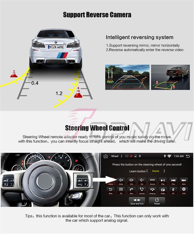 radio car 2din android For Chevrolet Malibu 2016
