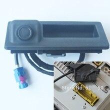 OEM VW RGB заднего вида камера rvc для ЭОС Гольф плюс Джетта MK5 5 MK6 VI Tiguan Passat B7 RNS510 RCD510 56D 827 566A