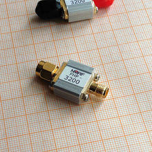 Free shipping FHP-3200 3200MHz high pass filter RF coaxial LC SMA interface