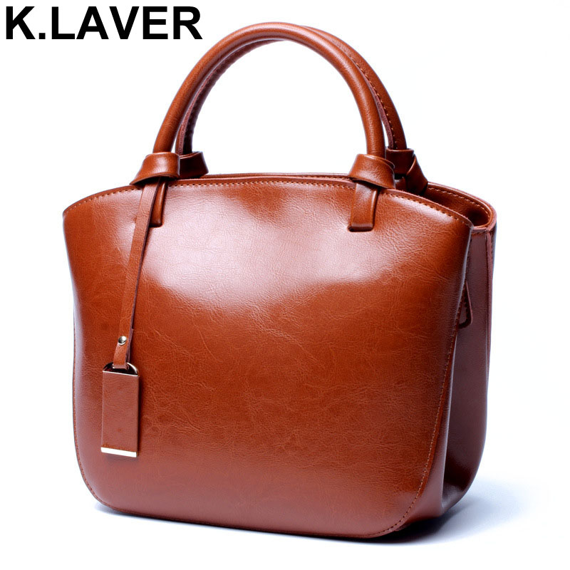 K.LAVER Famous Brand bag 100% Real Leather Bags shoulder Messenger bag Europe and the United States fashion cowhide leather bag europe and the united states classic sheepskin checkered chain tide package leather handbags fashion casual shoulder messenger b