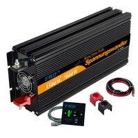 12V 3500W / 7000W peak pure sine wave power solar inverter dc to ac power inverter
