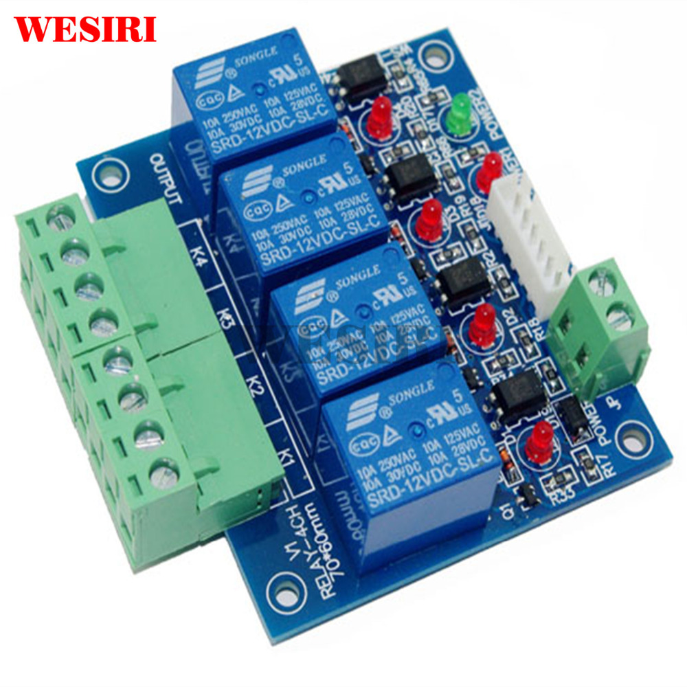 2x4CH Relay Switch DMX512 Controller 1xDMX512 XRL RJ45 Relay Output