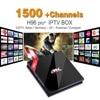 Europe H96pro+ Android Iptv Set Top Box Amlogic S912 3G/32G H.265 IUDTV 1700 French Turkish Italian US H96pro Plus TV Receiver