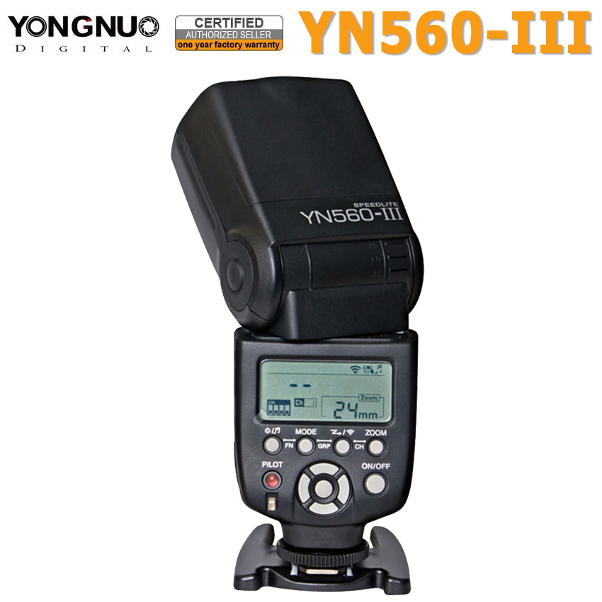 Yongnuo YN-560III Professional Flash Speedlight Flashlight Yongnuo YN 560 III for Canon Nikon Pentax Olympus CameraYongnuo YN-560III Professional Flash Speedlight Flashlight Yongnuo YN 560 III for Canon Nikon Pentax Olympus Camera