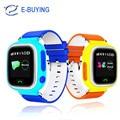2017 tela de toque q90 smart watch relógio de pulso chamada sos localizador Monitor de localizador GPS Criança Seguro Anti Perdido PK Q50 Q60 Q80
