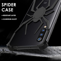 R Just aluminum alloy metal shockproof bumper for millet 9 spider stability machine simple easy to remove protective armor