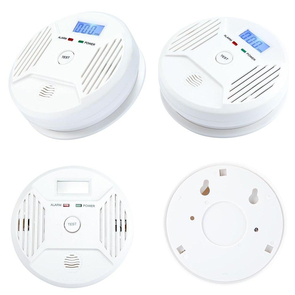Carbon Monoxide Tester Alarm Gas Leakage Detector Fire