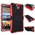 Высочайшее Качество Heavy Duty Броня Аргументы За Крышки HTC One E9 плюс E9 + Телефон Случаях С Подставкой Функции 2 В 1 Дизайн PY