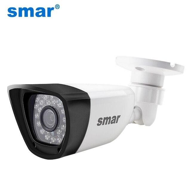 Samr AHD caméra HD 720P 1080P caméra de Surveillance CCTV balle extérieure maison caméra vidéo 30 pièces infrarouge led filtre à IR CUT