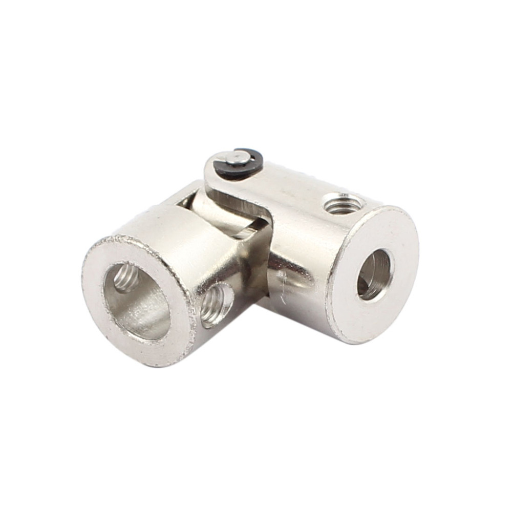 uxcell 1Pcs 10mm to 10mm Inner Dia Rotatable Universal Steering Shaft U Joint Coupler