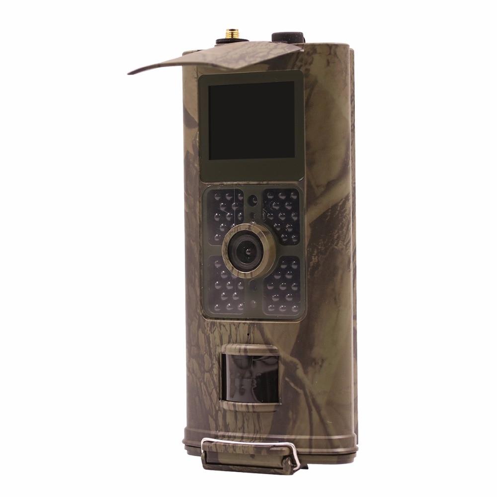 Infrared hunting trail camera hc700g 16MP GPRS MMS SMTP GSM 3G Photo traps scoutguard time lapse wireless hunting trail camera free shipping 3g mms gprs email supported scoutguard mms hunting camera hc550g