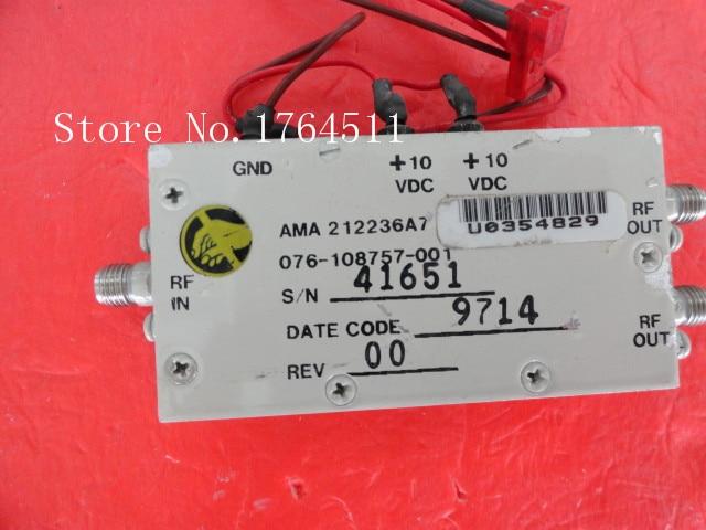 [BELLA] HARRIS 076-109413-001 10V SMA Supply Amplifier
