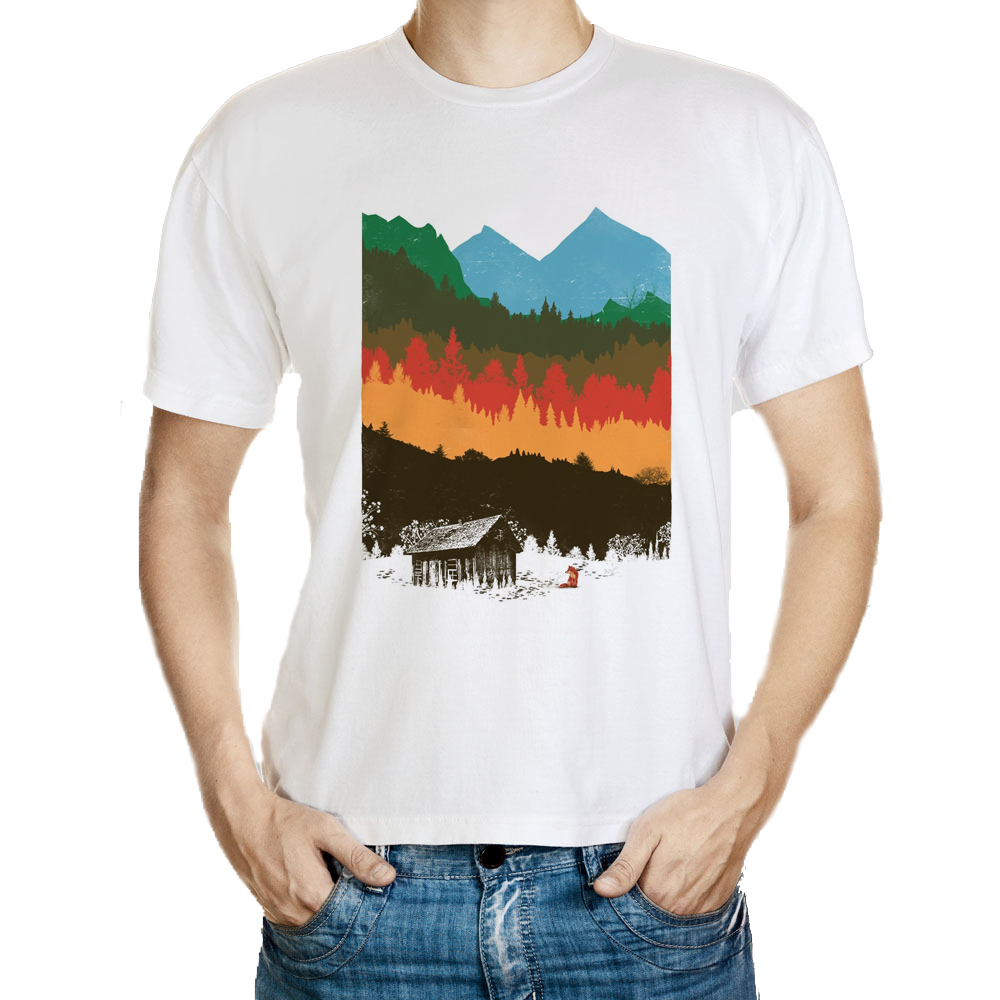 DY 184 Autumn Casual T font b Shirt b font font b Men b font Fashion