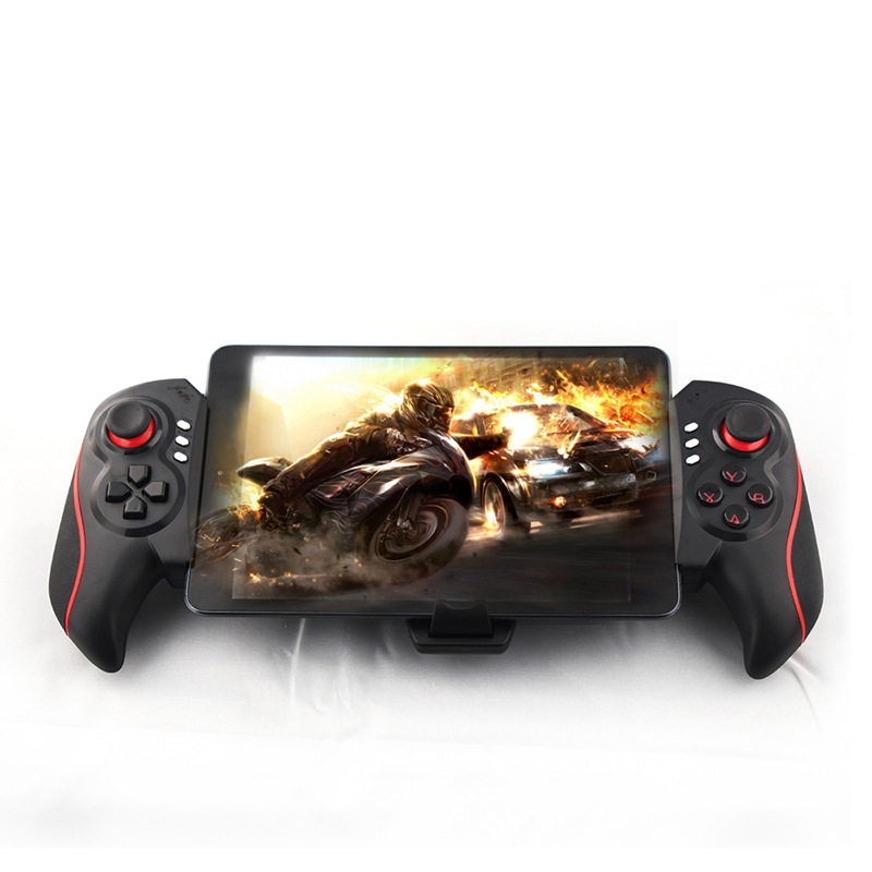 Bluetooth Wireless Multi-function Gamepadfor Android IOS PC Telescopic Game Controller Kids Toys