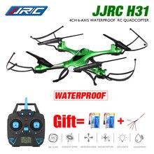 Jjrc H31 Водонепроницаемый дроны FPV-системы Drone с Wi-Fi Камера или без Камера headless режим RC Quadcopter Вертолет VS SYMA X5HW x8HW
