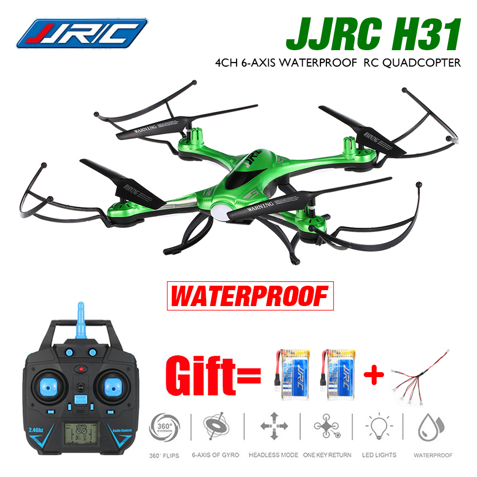 Waterproof font b Drone b font JJR C H31 No Camera Or 2MP Camera Or WiFi