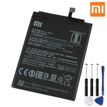 Xiao Mi Original BN44 Battery For Xiaomi Redmi 5 plus 5.99 Redrice 5 Plus BN44 Genuine Replacement Phone Battery 4000mAh + Tools цена и фото