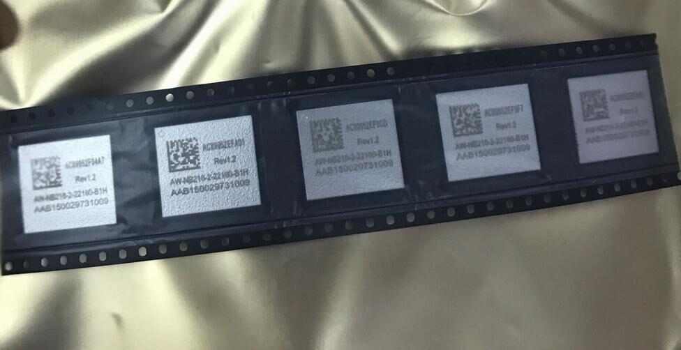 30pcs lot Original new Wireless Wifi Bluetooth module PCB Board AW NB218 2 22180 B1H For