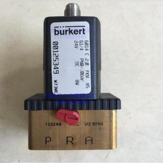 Germany  three solenoid valve 6014C 00125349 аккумулятор yoobao yb 6014 10400mah green