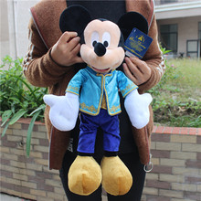 45cm Original Big Mickey Mouse plush toys Cute Soft Stuff Plush Toy Baby Birthday Gift  toy dolls цена