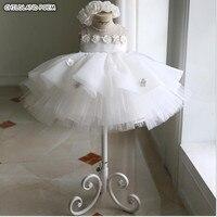 Girls Dress Birthday Party Wedding Princess Dress Baby Toddler Kids Dresses For Girl Baby Christening Ball Gown
