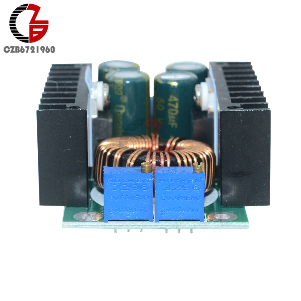 XL4016 DC-DC 300 Вт 9A понижающий преобразователь Регулируемый 5-40 В до 1,2-35 в источник питания регулятор напряжения светодиодный модуль драйвера 12 В