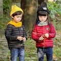 Горячая Зима Дети Пуховик для Мальчиков Бренд Snowsuit Дети Пуховик для Девочек Куртка детская Куртка Мальчики Верхняя Одежда