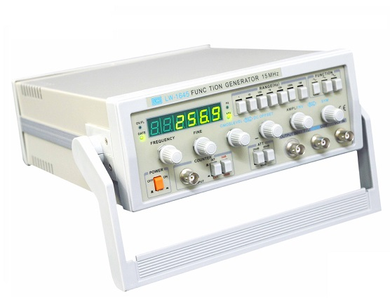 LW 1645 Function Signal Generator 15MZ High Frequency Signal Source