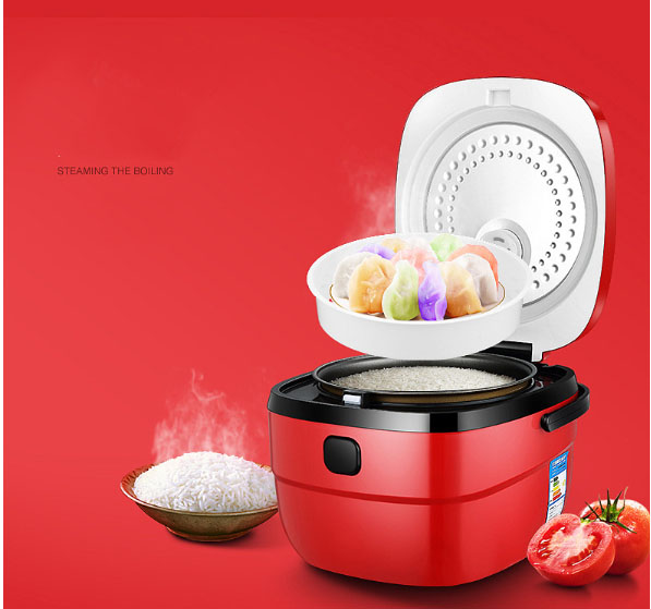 5L smart rice cooker household new multi-functional rice cooker recipe for 24-hour appointment yogurt cake image