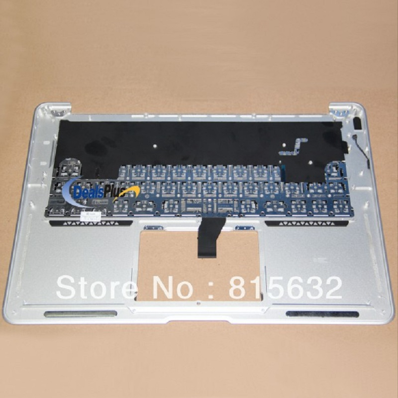 3pcs/lot New FOR Macbook Air 13'' A1369 TOP CASE & US Keyboard & No Toucpad 2010