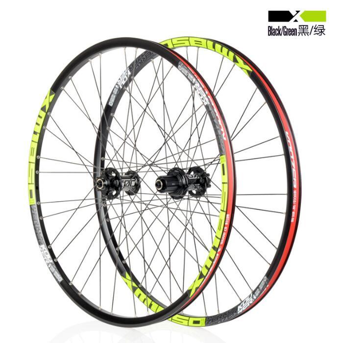 Koozer XM1850 MTB Mountain Bike Wheel Set 26/27.5inch Ultralight 72 Ring Quick Release Thru-axis 4 Bearing XD Bicycle wheelset(China)