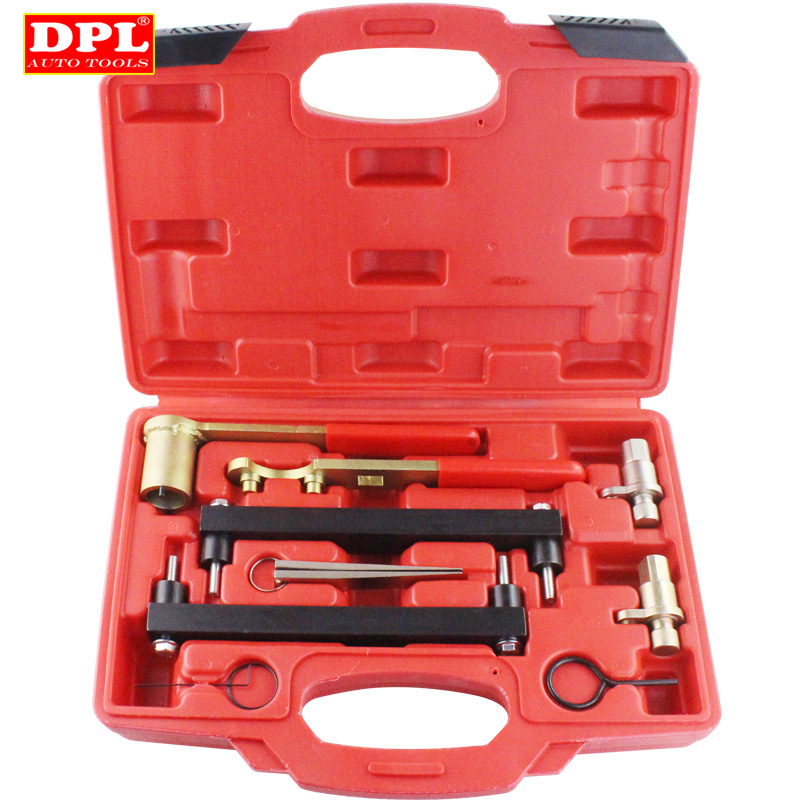 Automotive Engine Timing Tool Kit For Land Rover Jaguar 3.2/3.5/4.0/4.2/4.4 V8 AT2232 petrol engine timing tool kit for land rover freelander rover mgzt v6